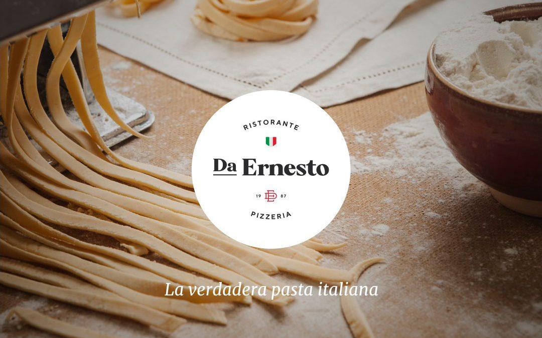 Pasta italiana Da Ernesto